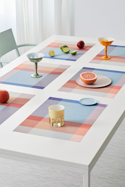 Chilewich Chroma Rectangle Placemat