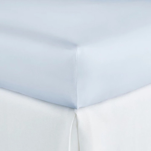 Peacock Alley Soprano Bare Blue Fitted Sheet