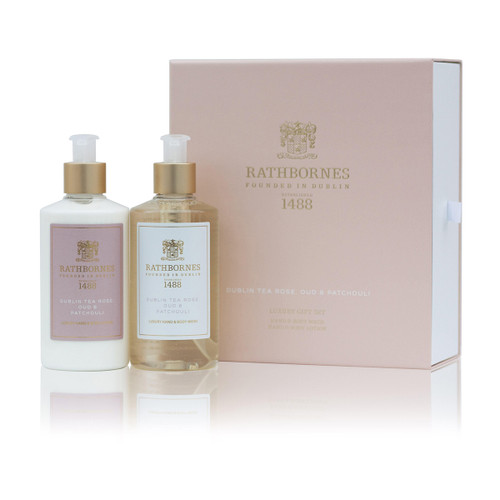 Rathbornes Bath and Body Gift Set
