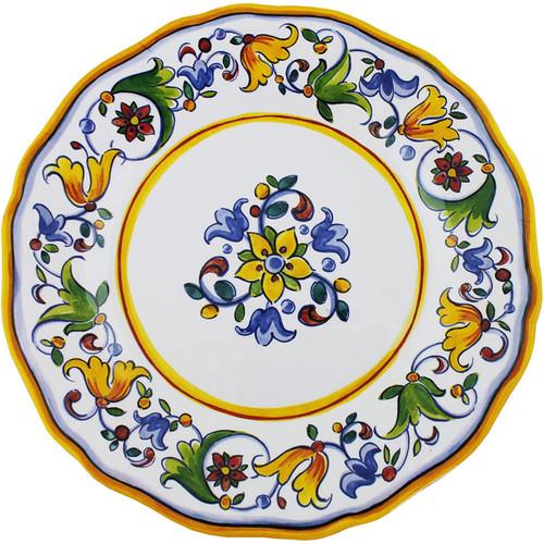"""Le Cadeaux Capri 11"""" Dinner Plate"""