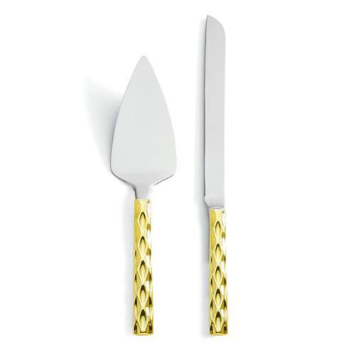 Michael Wainwright Truro Cake Knife & Server Set