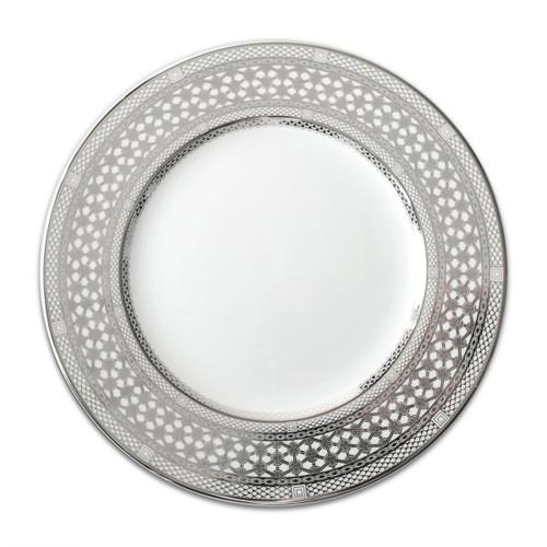Caskata Hawthorne Ice Platinum Rimmed Dinner