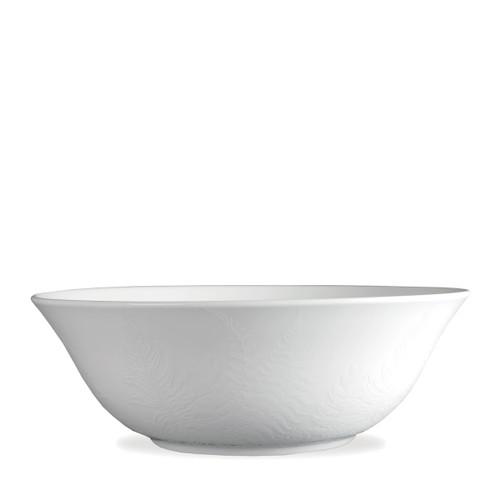 "Caskata Spring White 9.5"" Medium Bowl"