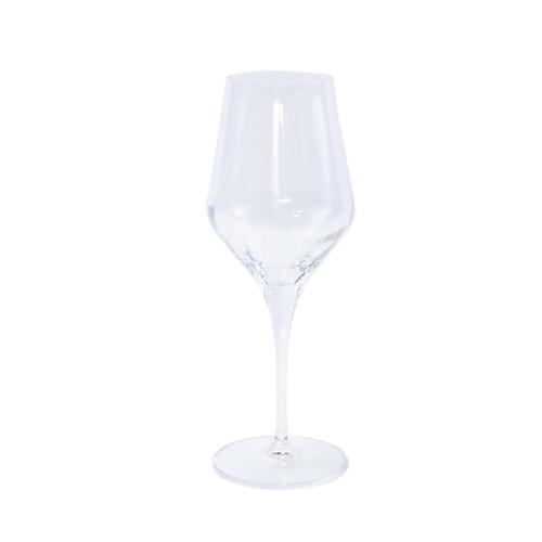 Vietri Contessa Wine Glass