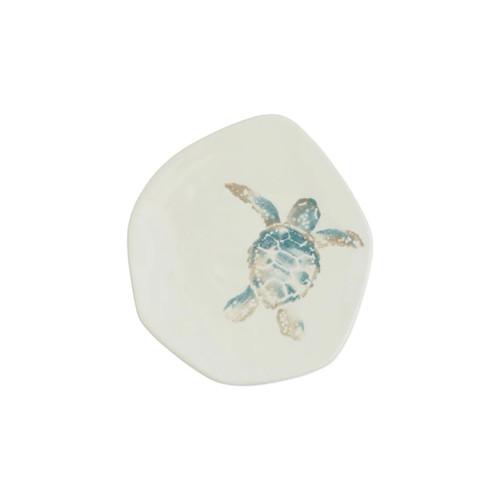 Vietri Tartaruga Turtle Salad Plate