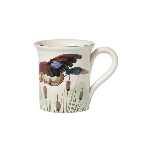Vietri Wildlife Mallard Mug