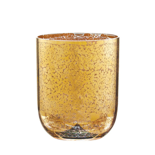 Kim Seybert Crackle Double Old Fashioned