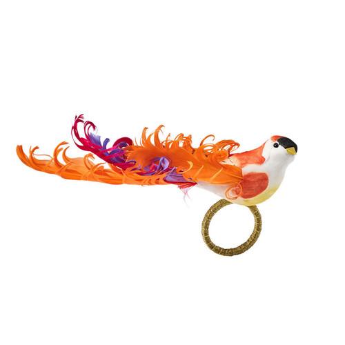 Kim Seybert Chirp Napkin Ring