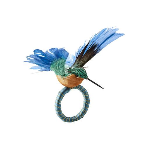 Kim Seybert Humm Napkin Ring