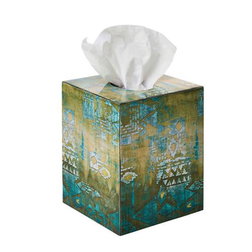 Kim Seybert Mirage Tissue Box