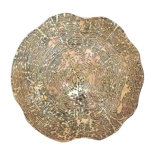 Kim Seybert Timber Placemat