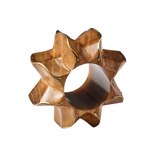 Kim Seybert Twist Napkin Ring