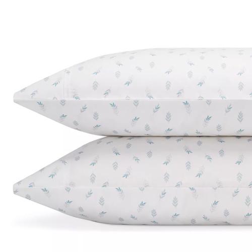 Anne De Solene Cornelia Pillow Cases Set Of 2 - Percale
