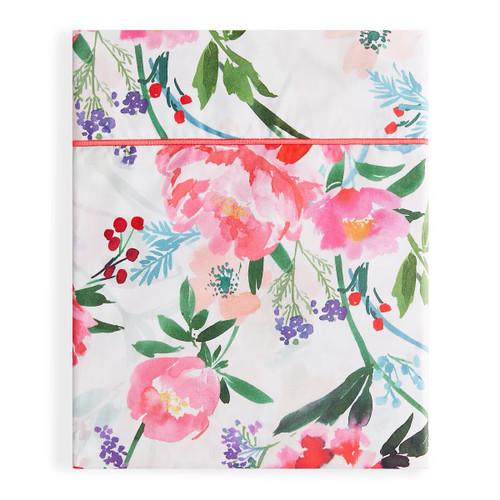 Anne De Solene Felicie Flat Sheet - Percale