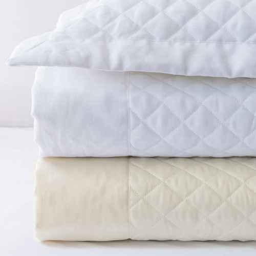 Bovi Simply Sateen Quilted Sham