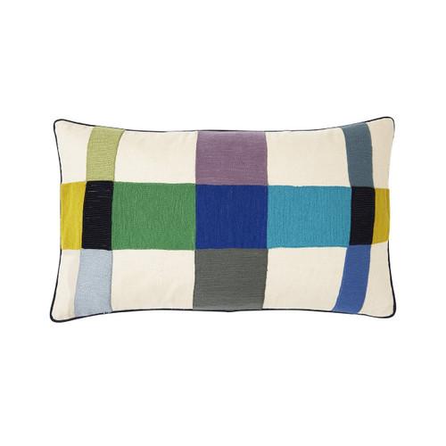 Yves Delorme Iosis Dynamo Decorative Pillow