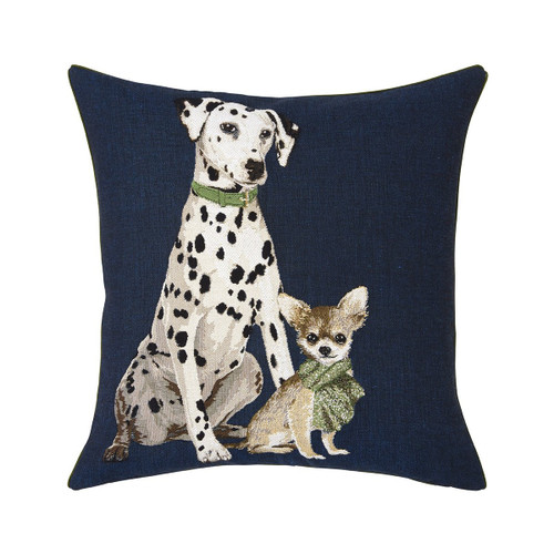 Yves Delorme Iosis Tuileries Decorative Pillow
