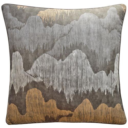 "Ryan Studio 22"" x 22"" Cascadia Decorative Pillow"
