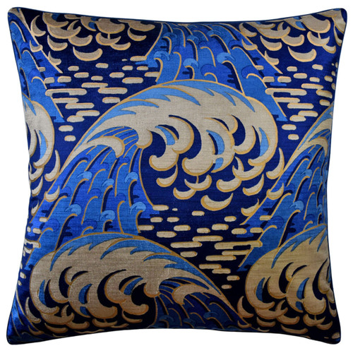 "Ryan Studio 22"" x 22"" Kaiyou Decorative Pillow"