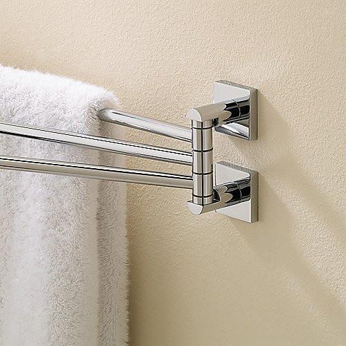 Valsan Braga Triple Swing Towel Bar