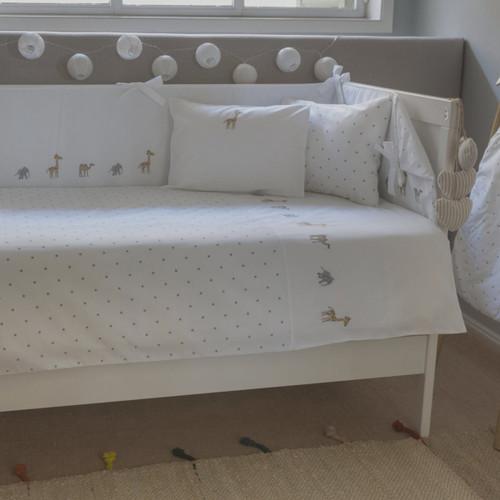 Bovi Savana Baby/Crib Duvet cover