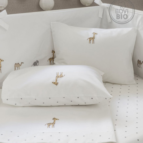Bovi Savana Baby/Crib Pillowcase