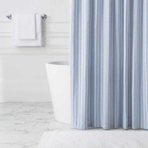 Pine Cone Hill Paros Stripe Shower Curtain