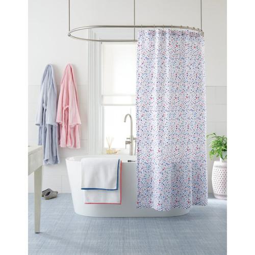 Pine Cone Hill Terrazzo Shower Curtain