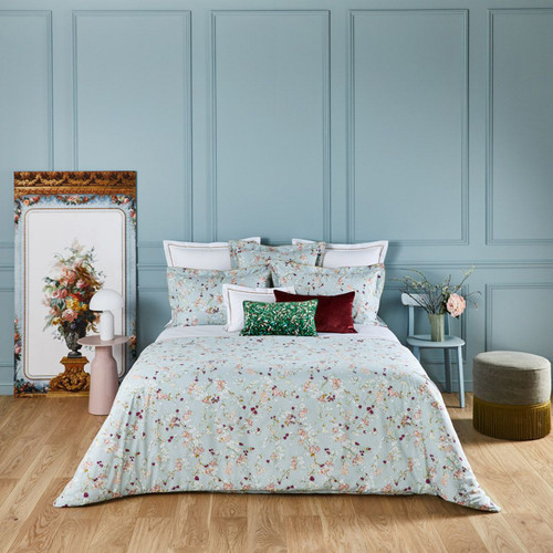 Yves Delorme Blossom Quilted Coverlet