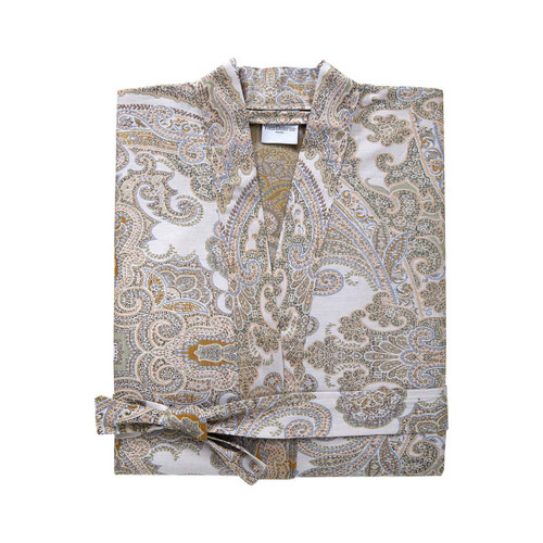 Yves Delorme Cachemire Kimono Bathrobe