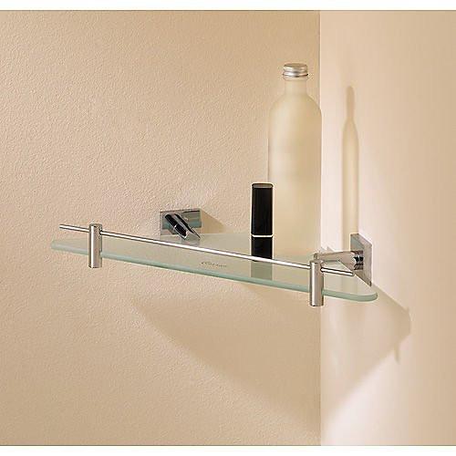Valsan Braga Corner Glass Shelf