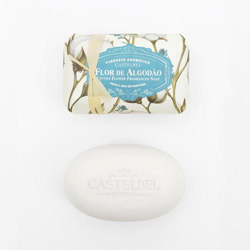 Portus Cale Cotton Flower Soap