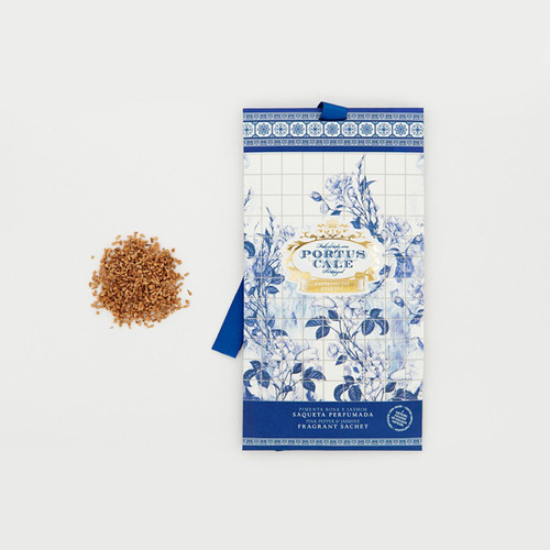 Portus Cale Gold & Blue Fragrant Sachet