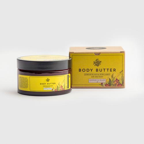 The Handmade Soap Company Lemongrass & Bergamot Body Butter