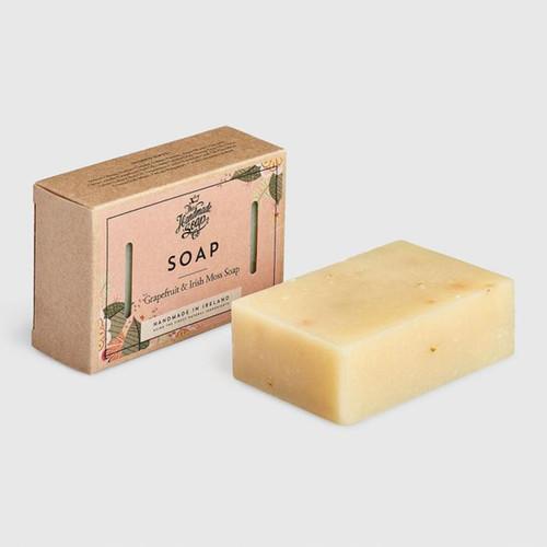 The Handmade Soap Company Grapefruit & Irish Moss Soap