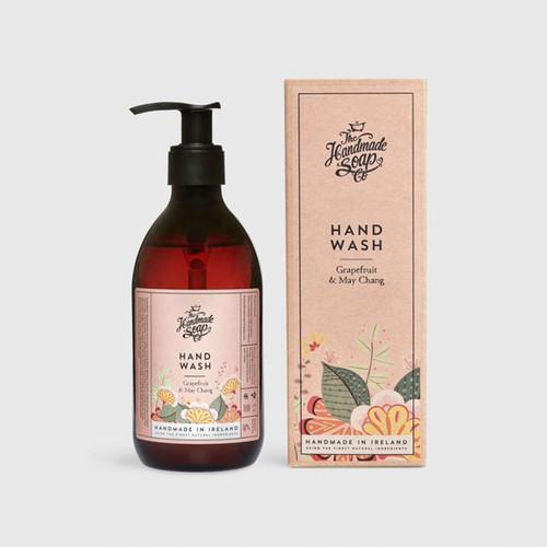 The Handmade Soap Company Grapefruit & May Chang Hand Wash