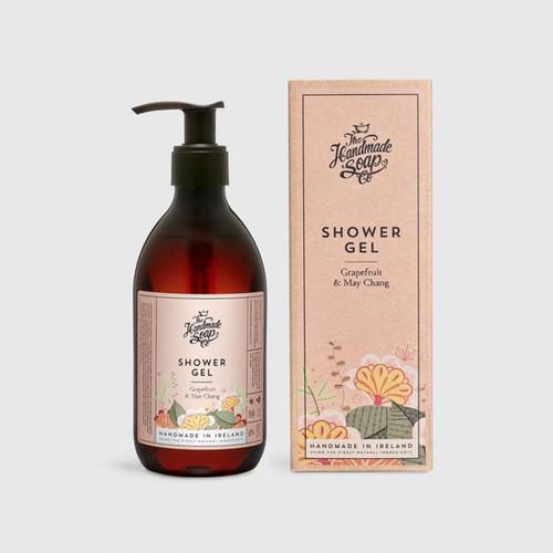 The Handmade Soap Company Grapefruit & May Chang Shower Gel