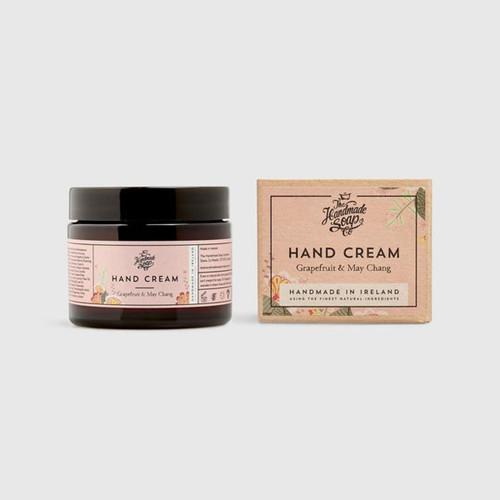 The Handmade Soap Company Grapefruit & May Chang Hand Cream