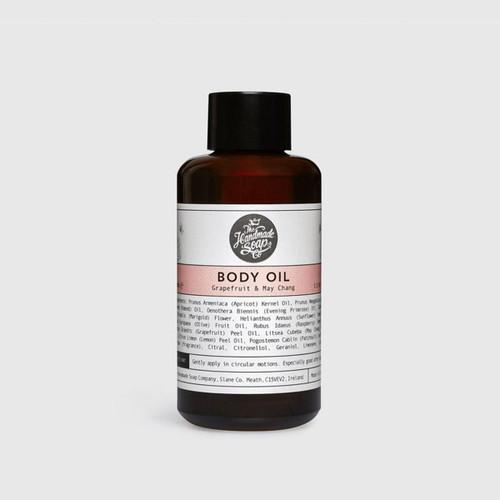 The Handmade Soap Company Grapefruit & May Chang Body Oil