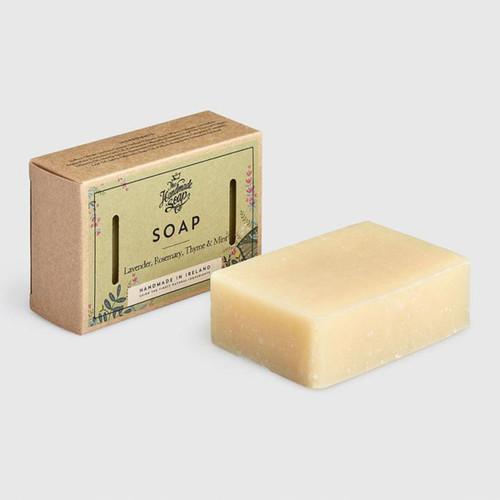 The Handmade Soap Company Lavender, Rosemary, Thyme & Mint Soap