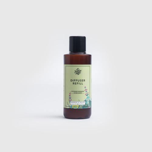 The Handmade Soap Company Lavender, Rosemary, Thyme & Mint Diffuser Refill