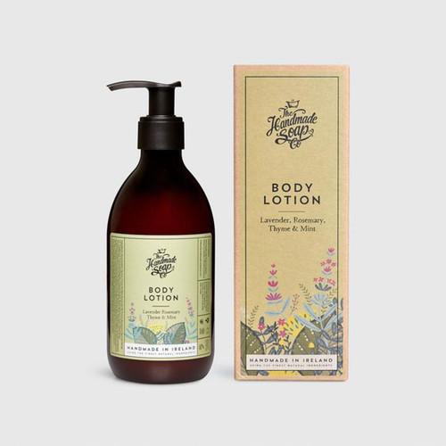 The Handmade Soap Company Lavender, Rosemary, Thyme & Mint Body Lotion