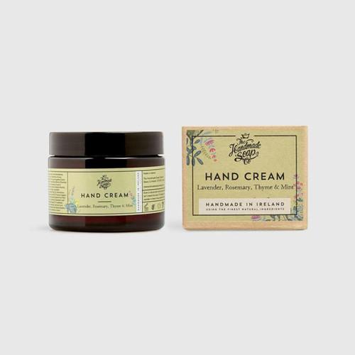 The Handmade Soap Company Lavender, Rosemary, Thyme & Mint Hand Cream