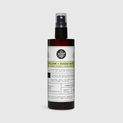 The Handmade Soap Company Lavender, Rosemary, Thyme & Mint Room + Pillow Mist