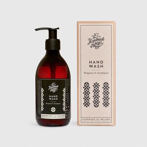 The Handmade Soap Company Bergamot & Eucalyptus Hand Wash