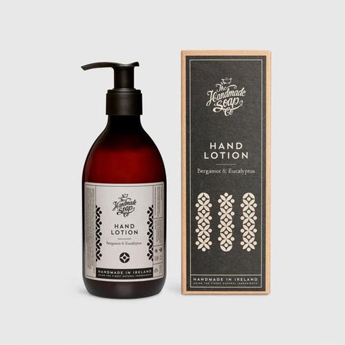 The Handmade Soap Company Bergamot & Eucalyptus Hand Lotion