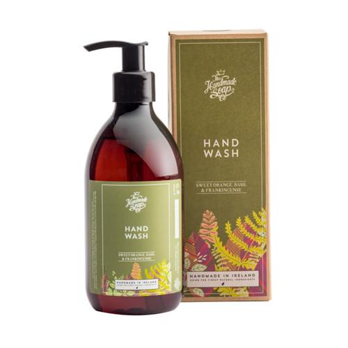The Handmade Soap Company Sweet Orange, Basil & Frankincense Hand Wash