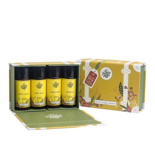 The Handmade Soap Company Travel Set