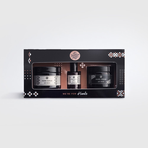 The Handmade Soap Company Art Deco Gift Set