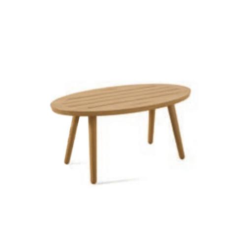 Alyn Teak Coffee Table (Natural)